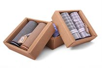 Gift set men´s handkerchiefs in eco box - 2 pcs. ( code M51 )