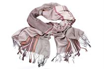 Quality men's scarf made of 100% viscose (code B 06)